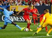 International Champions Cup, spettacolo Liverpool Manchester City