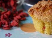 Ricetta: muffin bacche goji Stile Naturale