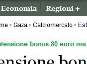 Ronzino Frignano, sotto elezioni bada spese...