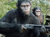 "BOXOFFICE Esordio vetta ""Apes Revolution"""