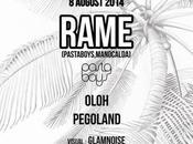 VENERDI agosto 2014 VICE Social Club pres. RAME (from PastaBoys)