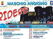 Ridere 2014 teatro comico cabaret Maschio Angioino