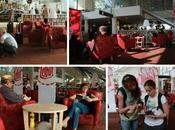 All'aeroporto Tallinn, dove biblioteca diventa globetrotter