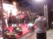 Ieri sera grande successo pubblico l'Orchestra Operaia diretta maestro Nunzi CAPALBIO LIBRI 2014