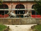 fontana delle Passioni Umane Villa Sciarra