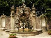 Fontana Fauni Villa Sciarra