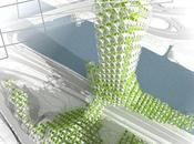Vertical farm from Praga