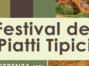 """Acerenza: """"Festival Piatti Tipici"""""""