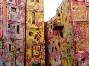 super colorata casa Hippy