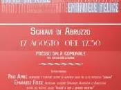 Tutta colpa Sud? Dibattito Pino Aprile Emanuele Felice agosto Schiavi Abruzzo