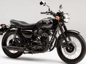 Kawasaki W800 Black Edition 2015
