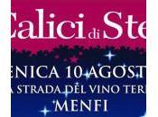 Stasera Calici stelle vino, danza teatro