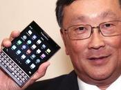 BlackBerry Passport certificato dalla