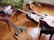 Prova delle chitarre GRECI parte Christian SAGGESE