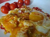 Uova peperoni alla paprika affumicata