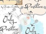 Solo positività Only Positive Free Clipart