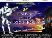 Festival della canzone romana 2014 xxiv edizione