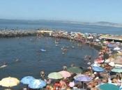 Video. litorale Torre Greco Campania, interviste spiaggia