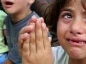 guerra israelo-palestinese: bisogna mettere fine questo
