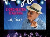 Venerdì agosto Renzo Arbore L'Orchestra Italiana teatro templi grande show
