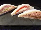 Tramezzini veneziani, venetian sandwich