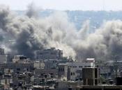 """Gaza: nuovi raid, uccisa famiglia persone. Mazen: """"Riprendere negoziati tregua permanente"""""""