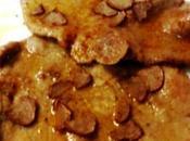 Scaloppine tartufo