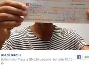 Kledi Kadiu contro l'Ice Bucket Challenge: fate buffoni donate Video