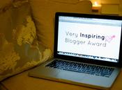 Very Inspiring Blogger Award: Curiosità (Mai Rivelate)