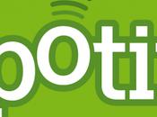 Spotify Music aggiorna importanti novità