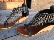 Review Moda Misstella: sandali zeppa