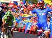 Vuelta Espana 2014, tappa Nacer Bouhanni