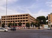 trasformazione urbana degli uffici grazie alla nuova sede. particolare quelli della Domus Aventino Piazza Albania. proposta\idea