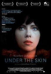 Fantascienza arrivo cinema: chiacchierato film Under Skin