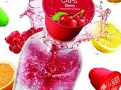 Cola, aranciata, limonata? preparala SodaStream Caps!