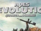 Apes Revolution pianeta delle scimmie