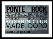 Ponte Rock 2014, venerdi' agosto Arpino Frosinone.