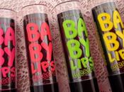 Maybelline Baby Lips Elettro, Balm dell'estate! [recensione]