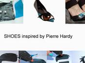 Fashion shoes inspired Pierre Hardy!