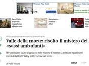 """serie """"come riciclo notizia"""" Corriere.it (S)parla della Death Valley"""
