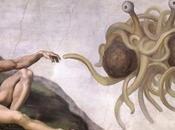 Pasta, mare tanta ironia: mega crociata Pastafariani