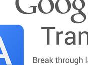 Google Traduttore aggiorna migliorando riconoscimento offline