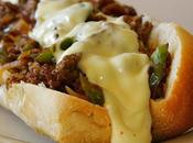 Philly Cheesesteak: bistecca formaggio Filadelfia