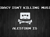 disco l'estate: ALESTORM Sunset Golden (Napalm)