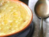 Zuppa finferli