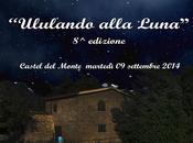 """""""Ululando alla Luna"""", protagonista sotto stelle Parco Nazionale dell'Alta Murgia"""