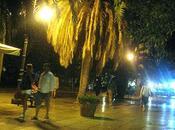 #ootn: Alghero night (Skorts sneakers giallo fluo, Sardegna giorno