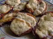 Pizzette melanzane