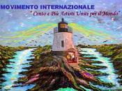"""Rita cavallaro artista (rita blu'nu'r) delegata corrispondente movimento """"cento artisti mondo"""""""