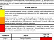 VIDEO Situazione maltempo emergenza alluvione campagne Carpino-Cagnano (GARGANO-FOGGIA-PUGLIA)